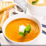 Roasted Yellow Pepper Soup – Soup Recipes Yellow Peppers
