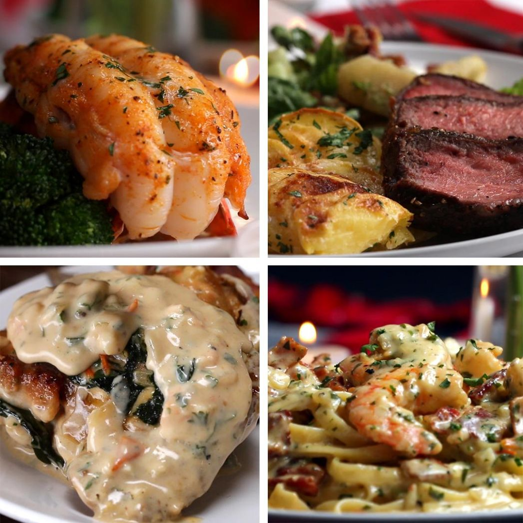 Romantic Dinners For Date Night | Recipes - Dinner Recipes Date Night