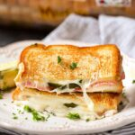 Salami And Pickle Grilled Cheese – Sandwich Recipes Salami
