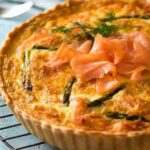 Salmon Quiche | RecipeTin Eats