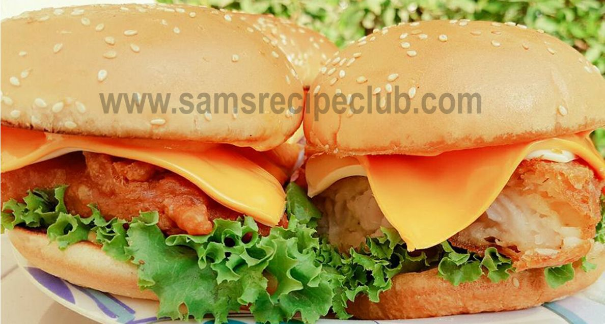Sams Recipe Club - Recipe Of Fish Zinger