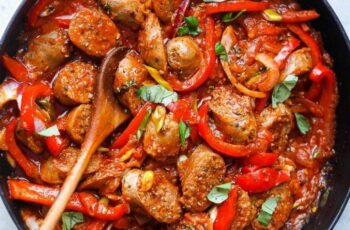 Sandwich ideas for dinner, Sausage recipes bbc good food. #uber ...