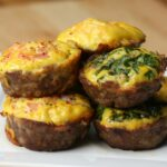 Sausage & Egg Breakfast Cups Recipe By Tasty – Breakfast Recipes Sausage