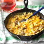 Sausage, Egg And Cheddar Farmer's Breakfast – Breakfast Recipes Sausage