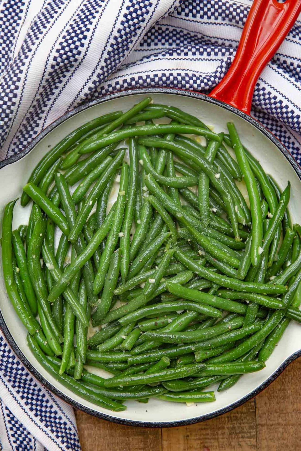 Sauteed Green Beans - Recipes Cooking Fresh Green Beans