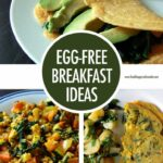 Savoury Tofu Scramble – Breakfast Recipes No Eggs