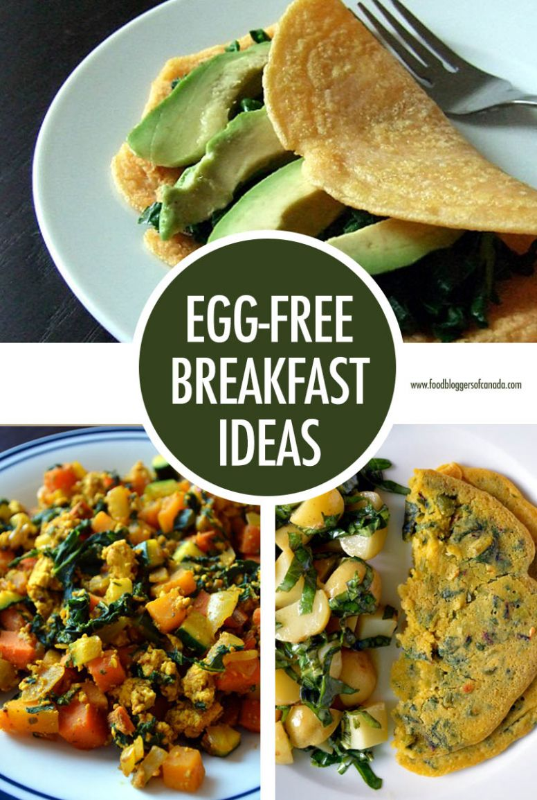 Savoury Tofu Scramble - Breakfast Recipes No Eggs