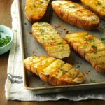Scored Potatoes – Potato Recipes In Oven