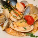 Seafood Risotto – Recipe Fish Risotto