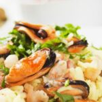 Seafood Risotto (Risotto Ai Fruitti Di Mare) – Recipe Fish Risotto