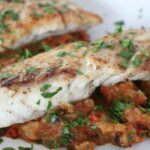 Seared Red Snapper With Roasted Veggies – Recipes Red Fish