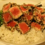 Seared Tuna With Greens And Coconut Rice | Urban Feast – Rice Recipes Jamie Oliver