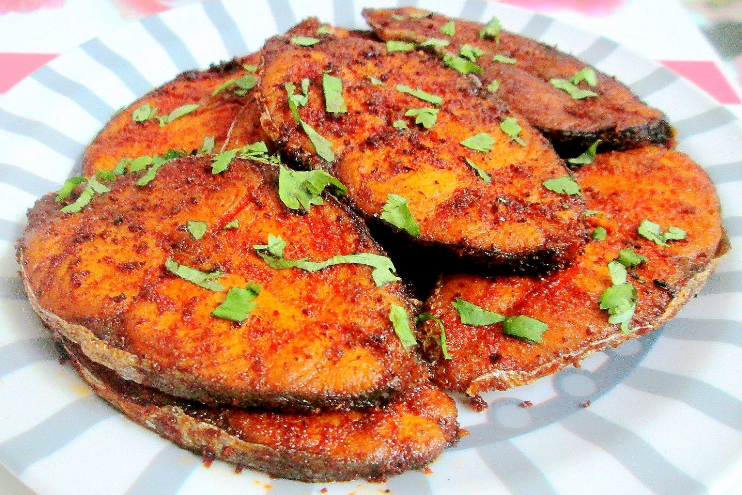 Seer Fish Fry Recipe - Recipes Fish Fry