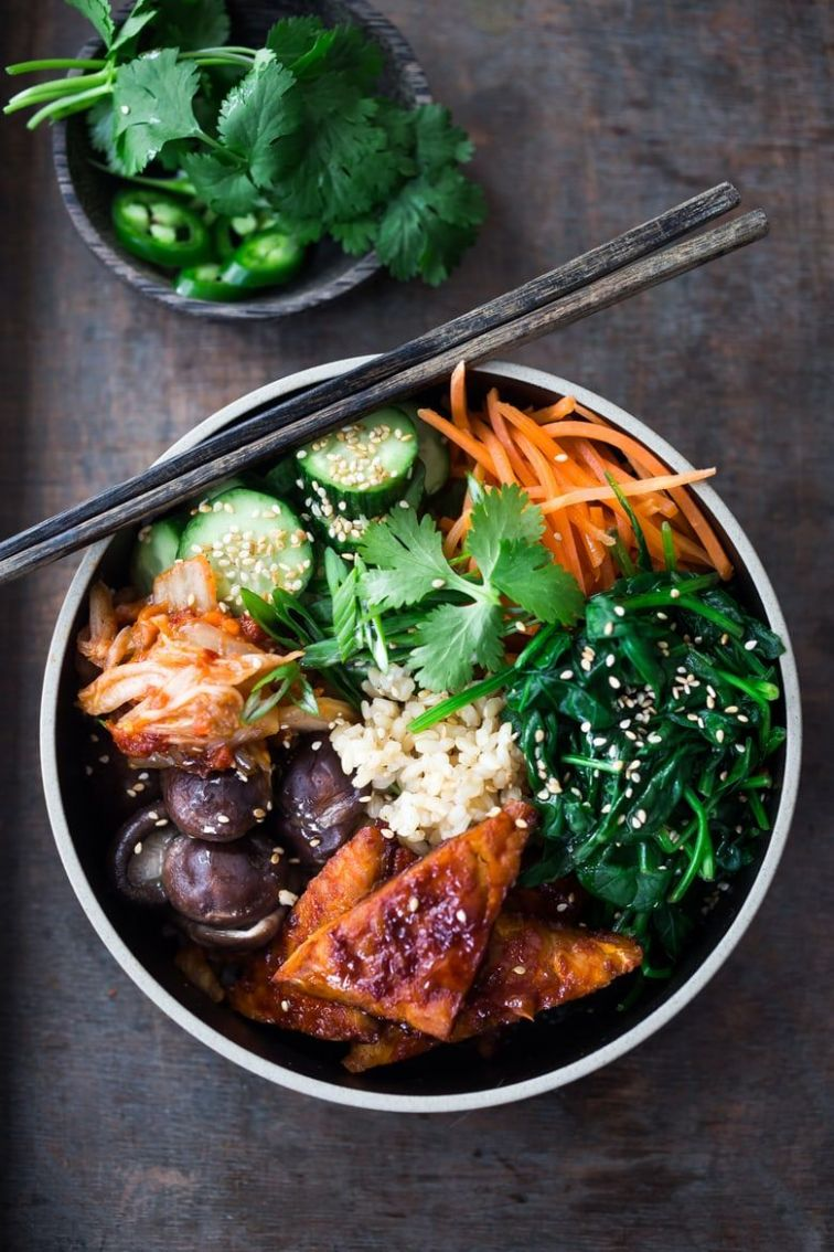 Seoul Bowl - Healthy Recipes Korean