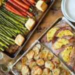 Sheet Pan Easter Dinner