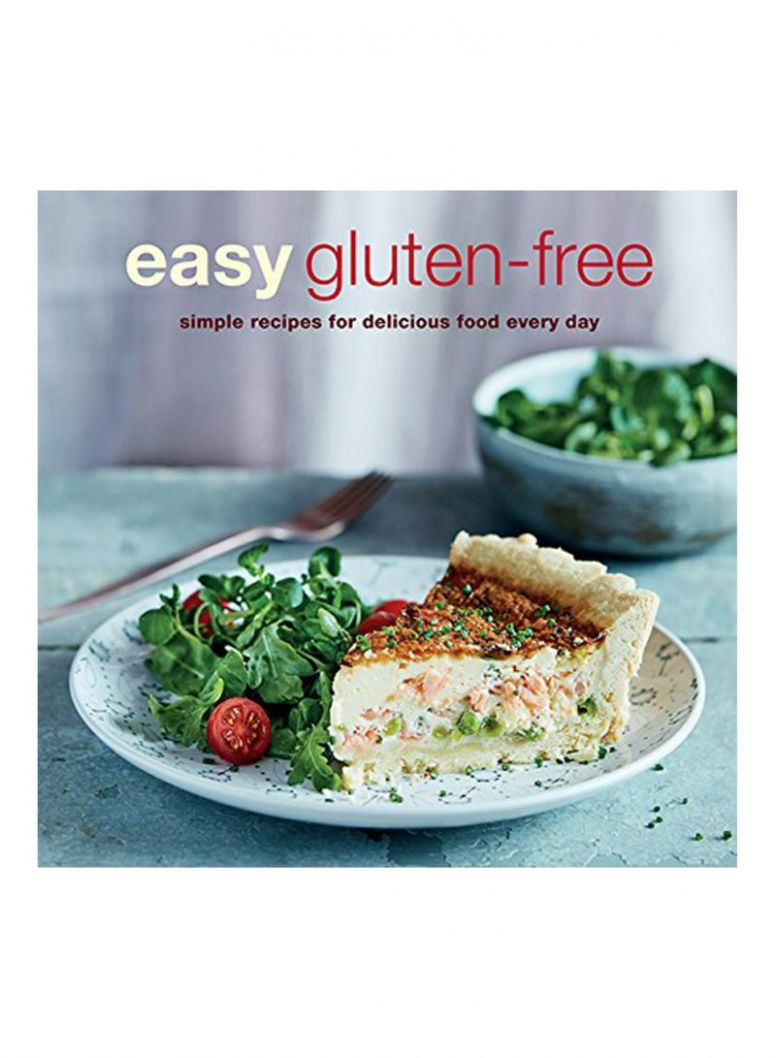 Shop Easy Gluten-Free: Simple Recipe For Delicios Food Everyday Paperback  online in Dubai, Abu Dhabi and all UAE - Simple Recipes Online