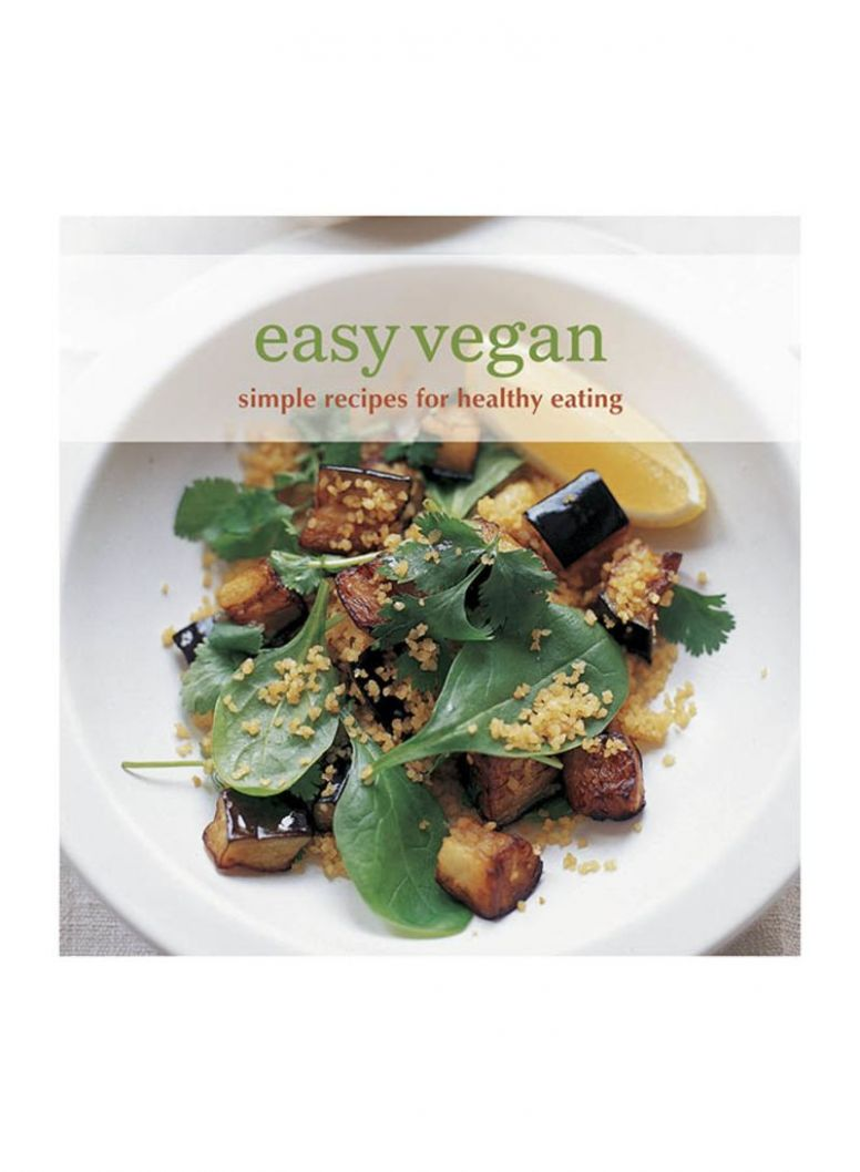 Shop Easy Vegan: Simple Recipes For Healthy Eating (Cookery) Paperback  online in Dubai, Abu Dhabi and all UAE - Simple Recipes Online