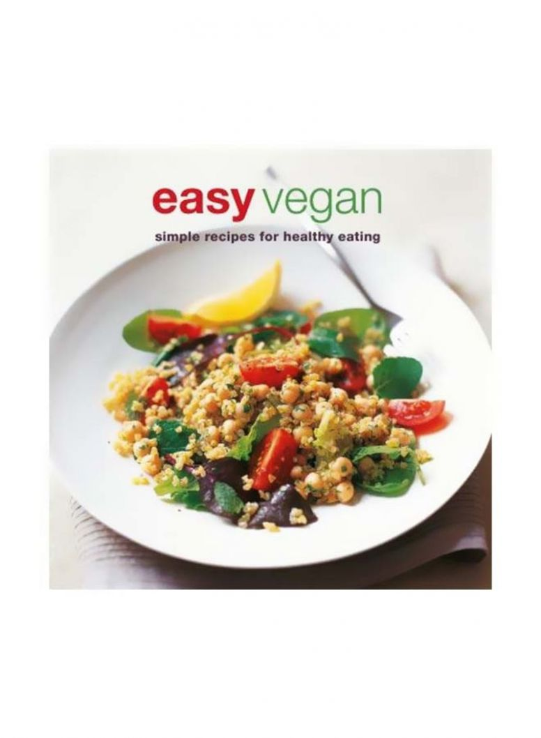 Shop Easy Vegan : Simple Recipes For Healthy Eating Paperback ..