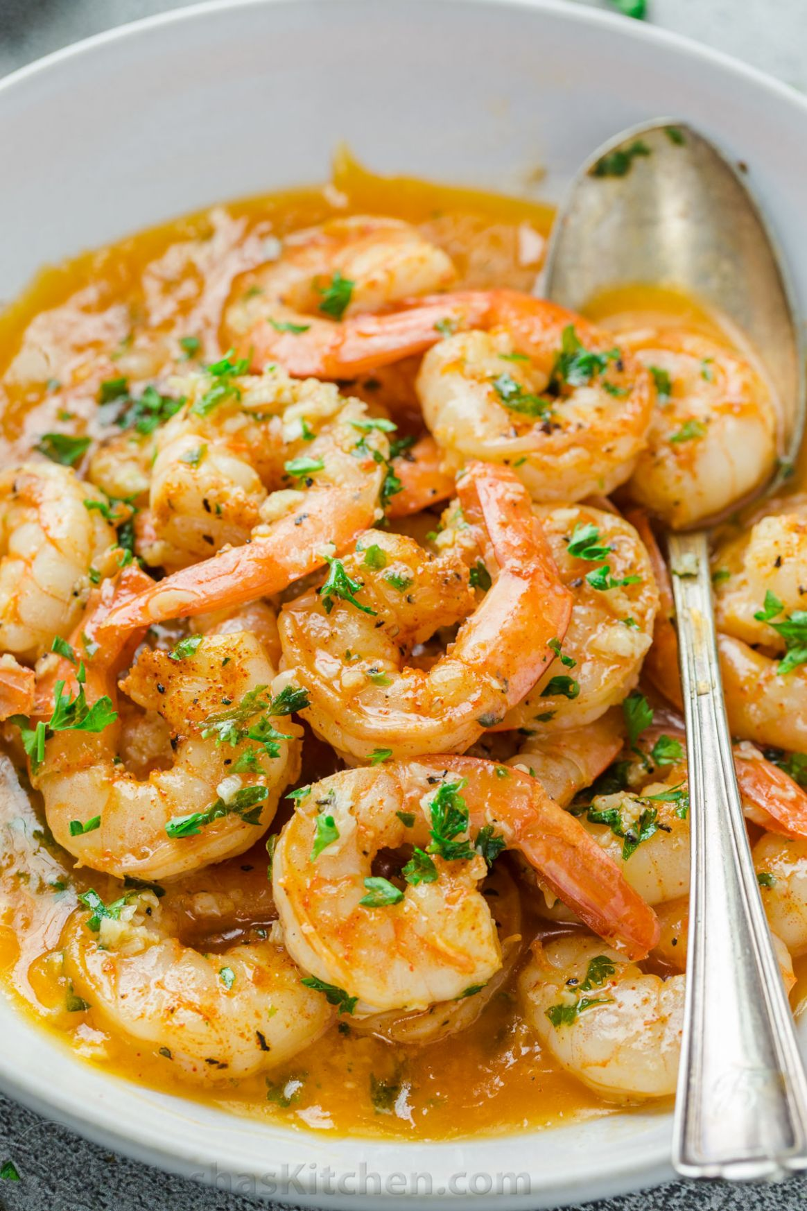 Shrimp Scampi Recipe - Simple Recipes With Shrimp