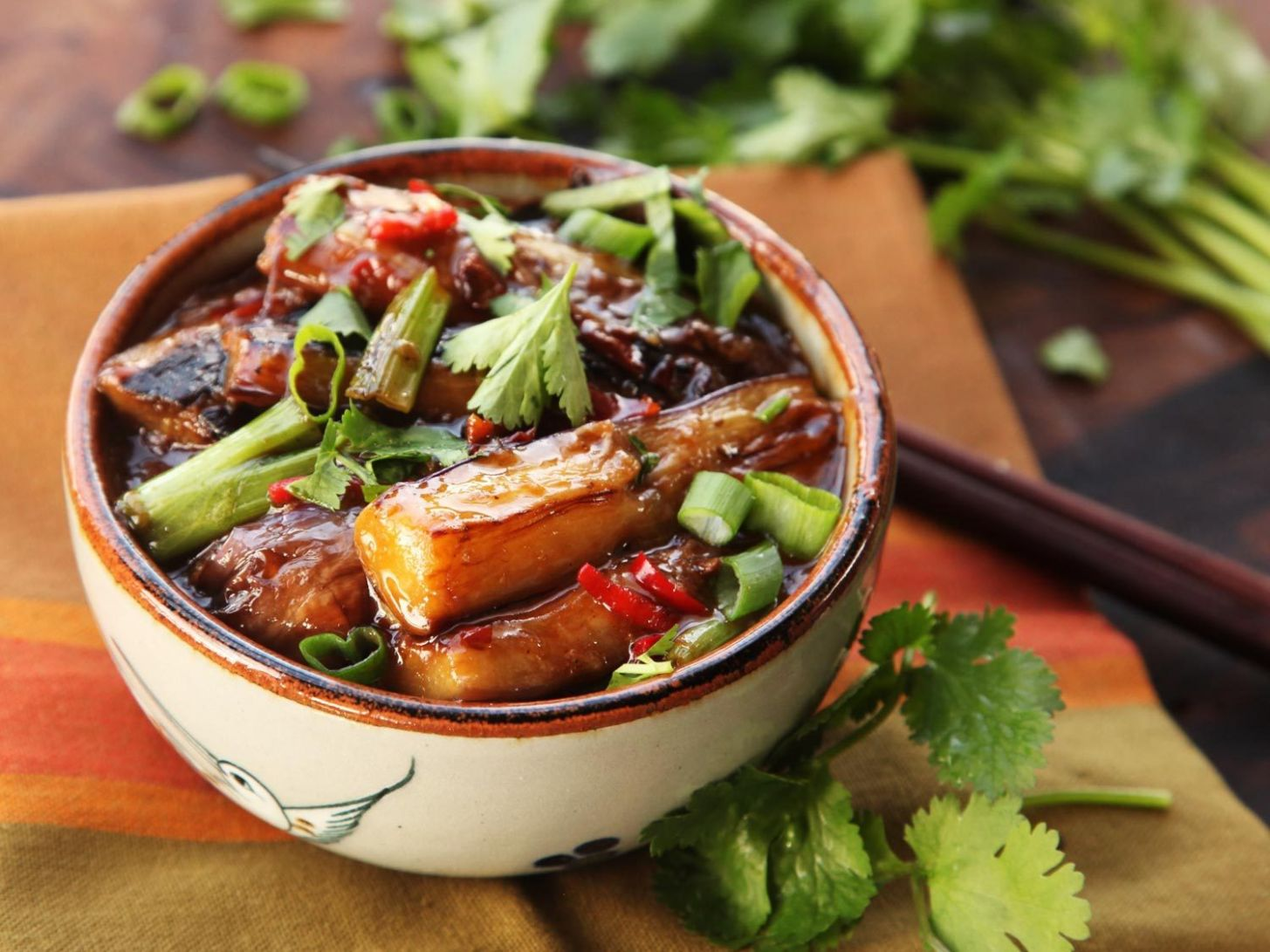 Sichuan-Style Braised Eggplant With Pickled Chilies and Garlic (Yu Xiang  Qie Zi) Recipe - Recipe Fish Eggplant