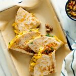 Simple Breakfast Quesadillas Recipe – Cookie And Kate – Simple Recipes For Breakfast