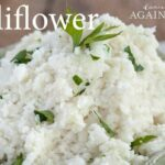 "Simple Cauliflower Rice Aka ""Cauli Rice"" Recipe (The Best Of All Time) 