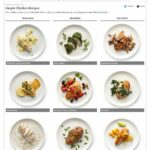 Simple Chicken Recipes – Interactive Feature – NYTimes