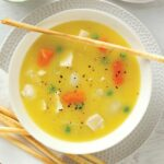 Simple Chicken Soup – Soup Recipes Healthy Easy