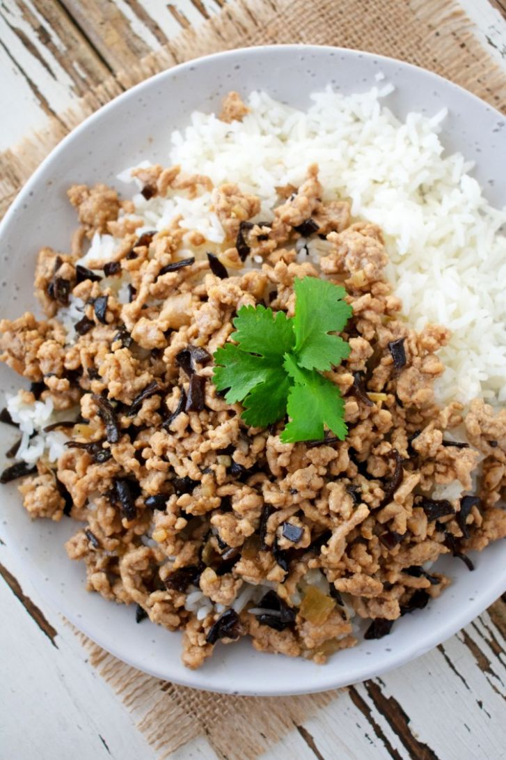 Simple Pork Mince - Recipes Rice Mince