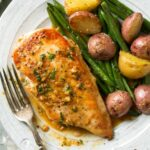 Skillet Chicken With Garlic Herb Butter Sauce – Recipes Chicken Breast Skillet