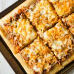 Sloppy Joe Pizza – This Is Not Diet Food – Recipes Using Pizza Dough Pillsbury