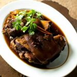 Slow Braised Pork Hock With Star Anise And Cassia – Recipes Pork Hock