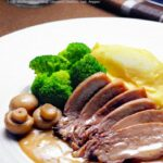 Slow Cooker Ox Tongue In Mushroom Cream Sauce – Recipes Beef Tongue
