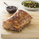 Slow Roasted Bone In Pork Rib Roast – Recipe Pork On The Bone