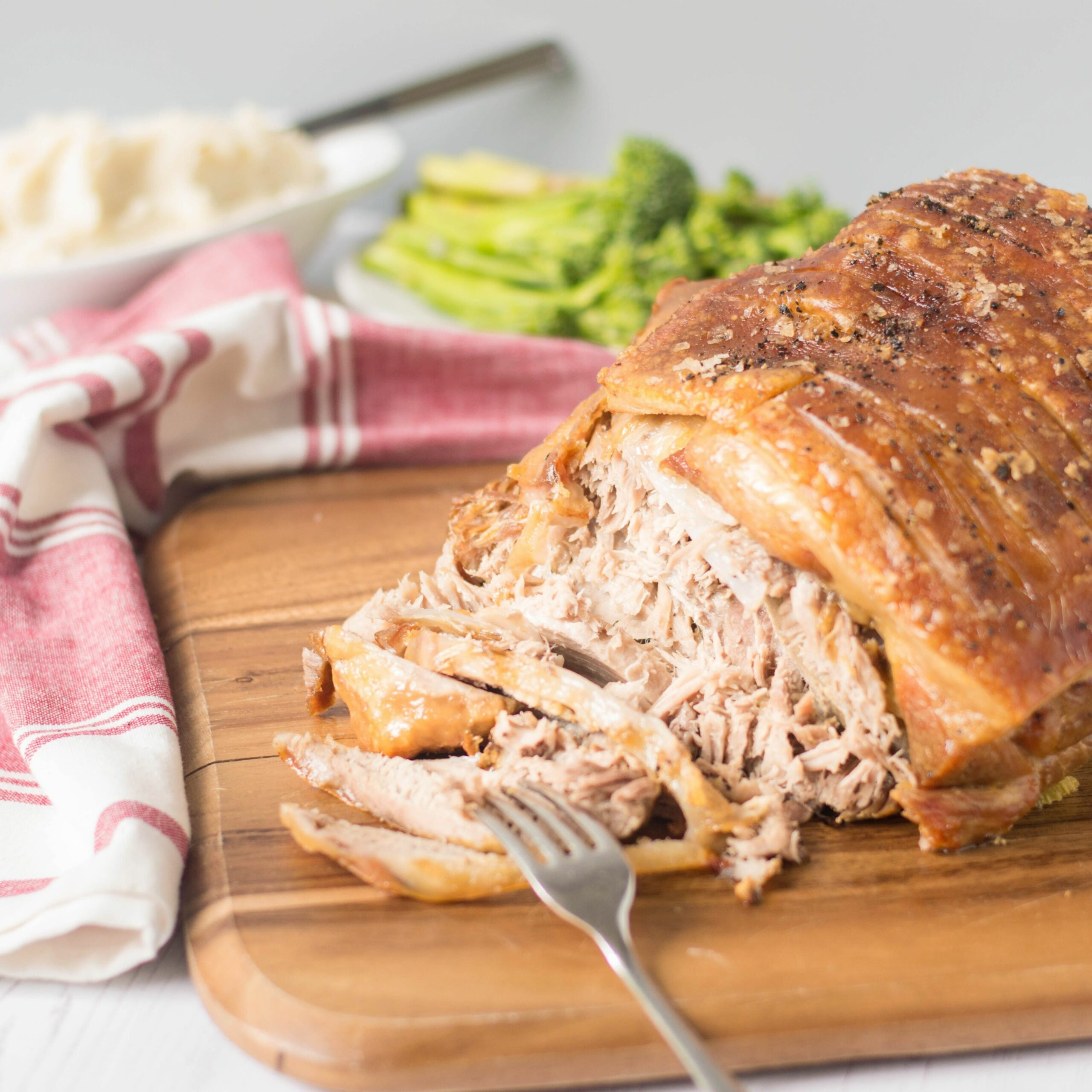 Slow Roasted Pork Picnic Shoulder - Recipe Pork Picnic Shoulder