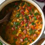 Smoked Sausage And Vegetable Soup – Soup Recipes Made With Kielbasa
