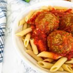 Sneaky Zucchini Meatballs [Vegan+GF+Oil Free] – This Healthy Kitchen – Vegan Recipes Zucchini Meatballs