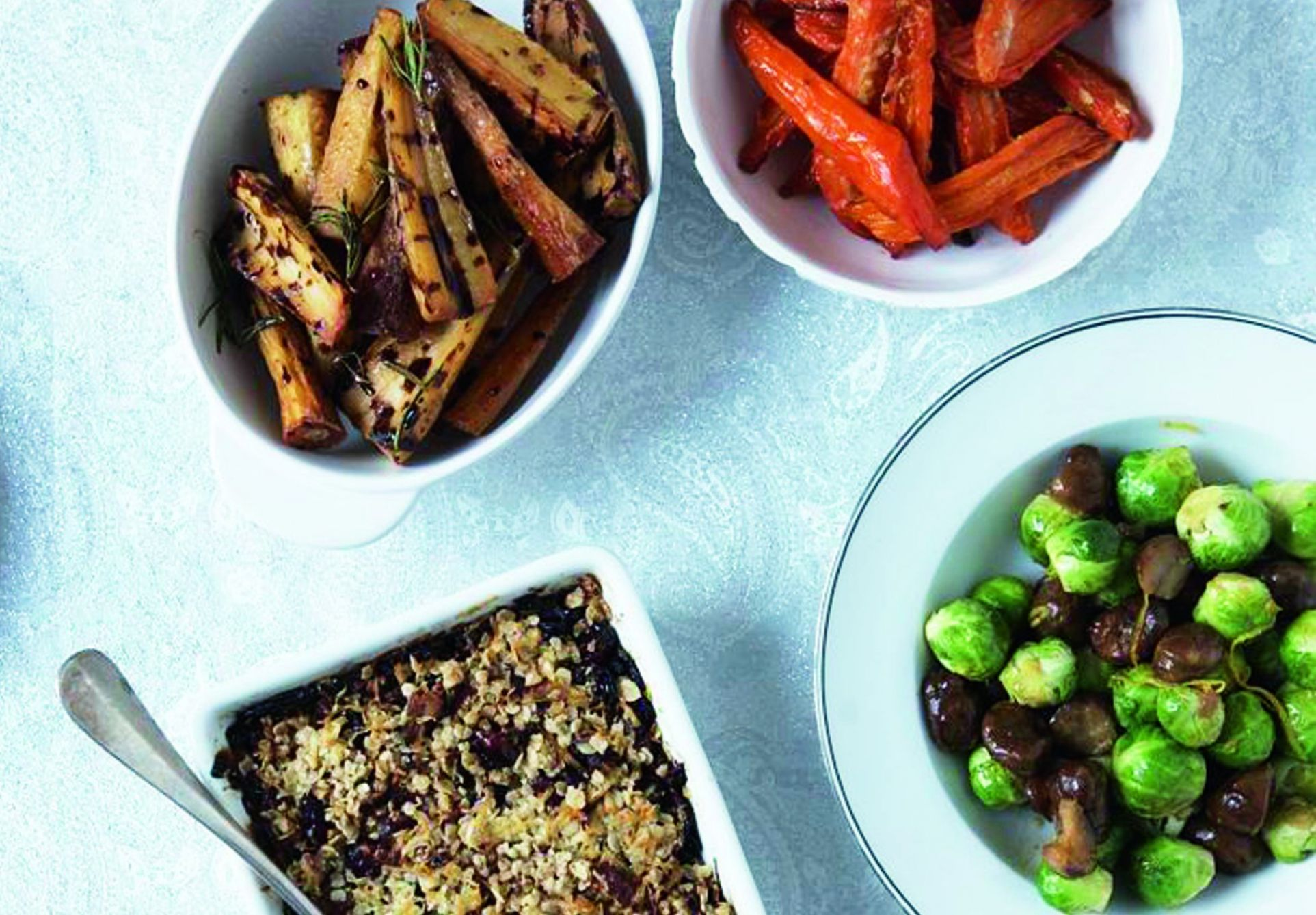 Some delicious Christmas vegetable recipes and side dishes perfect ..