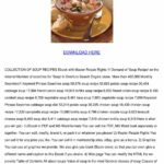 Soup Recipes Delicious Keep Warm This Winter By AustinWillis – Issuu – Soup Recipes Pdf
