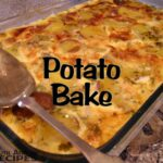 South African Recipes | EASY POTATO BAKE (With Images) | South ..