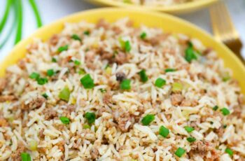 Southern Dirty Rice