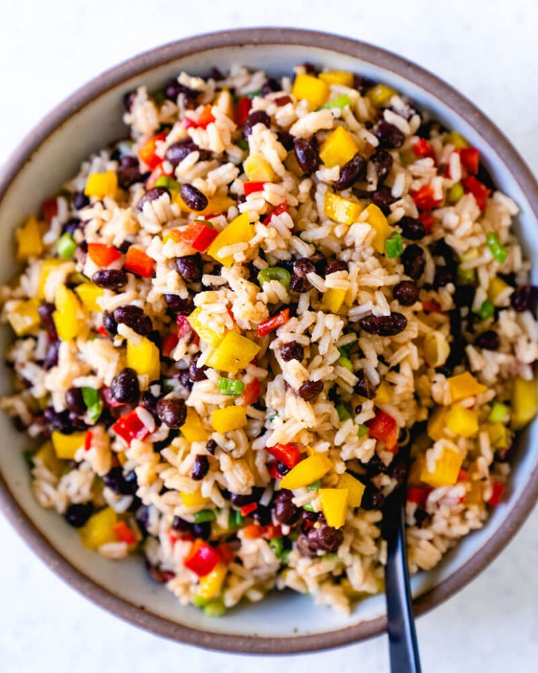 Southwest Rice Salad