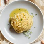 Spaghetti With Olive Oil And Garlic Sauce – Pasta Recipes Olive Oil