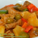 Special Pork Kaldereta ~ Overseas Pinoy Cooking – Recipe Pork Kaldereta