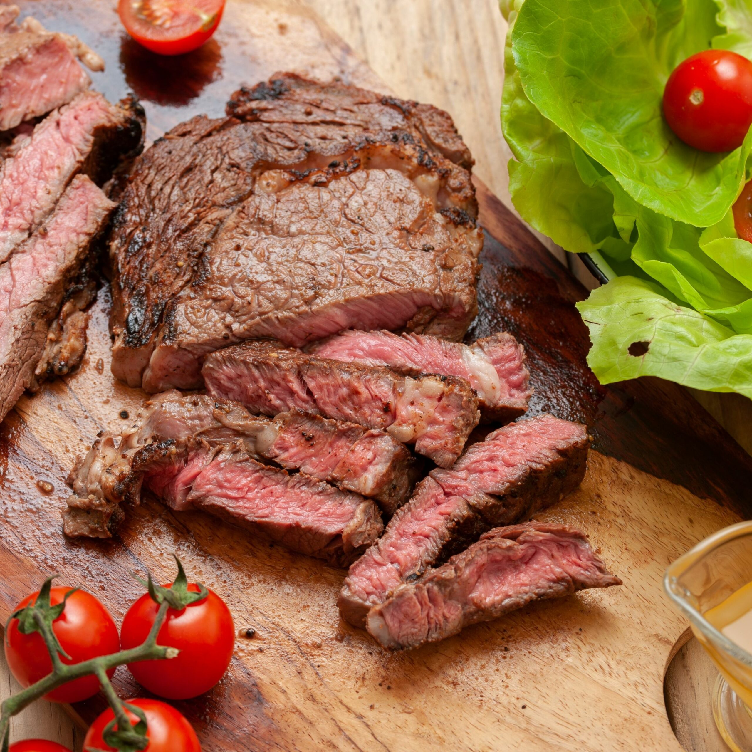 Spiced Lime-Marinated Eye of Round Steaks - Recipes Beef Eye Of Round