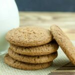 Spiced Whole Wheat Cookie Recipe (Atta Biscuit) In Urdu | The Cook ..