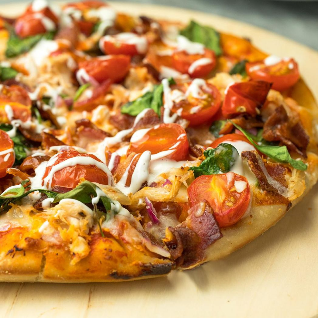 Spicy Chicken Pizza Recipe by Tasty - Pizza Recipes Video