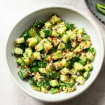 Spicy Indian Cucumber Salad | Familystyle Food – Salad Recipes India