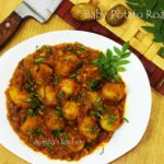 SPICY INDIAN CURRY WITH BABY POTATOES – BABY POTATO ROASTED RECIPES – Potato Recipes For Babies