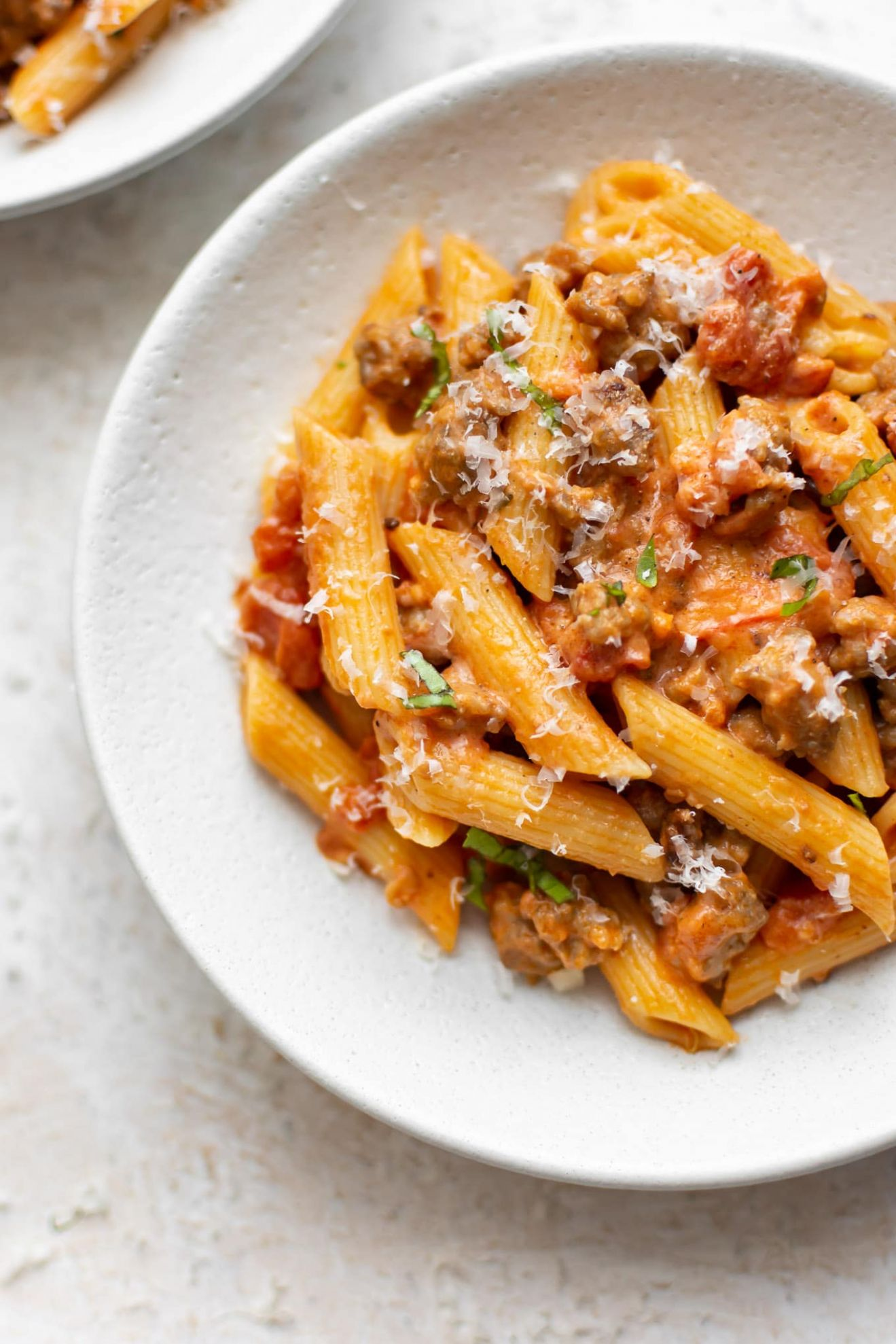 Spicy Italian Sausage Pasta - Recipes Pasta With Sausage